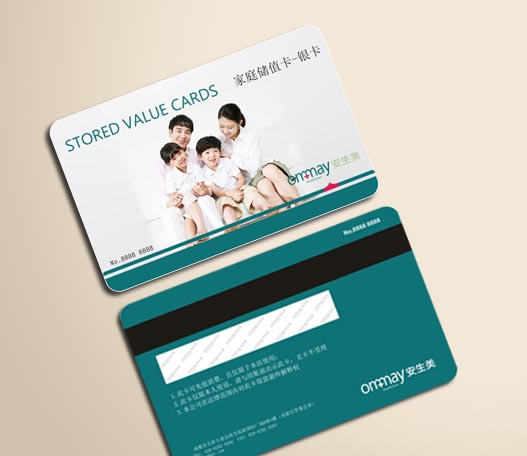 Family card-Silver Card